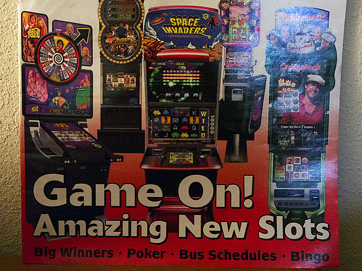 'Game On! Amazing New Slots' (April 2016 issue)