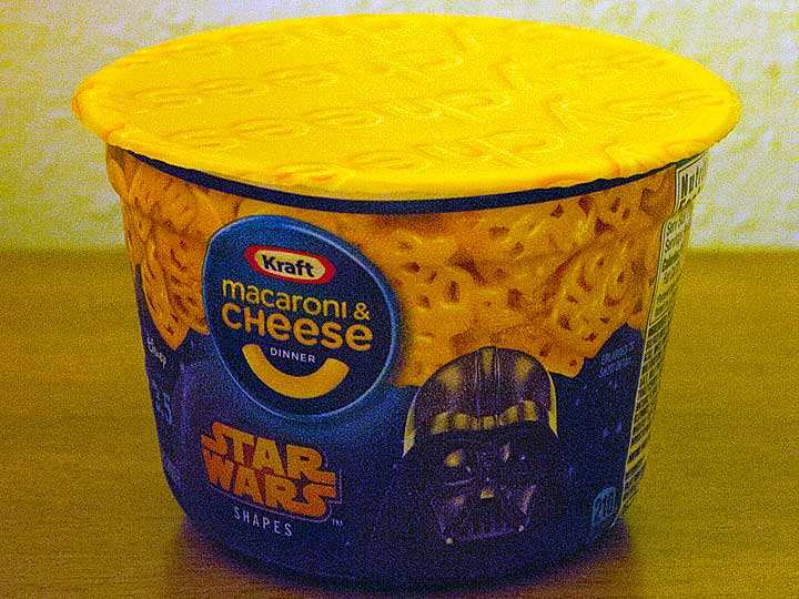 Kraft® Macaroni and Cheese (Star Wars shapes)