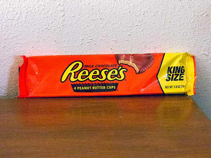 Reese's Peanut Butter Cups (King Size)