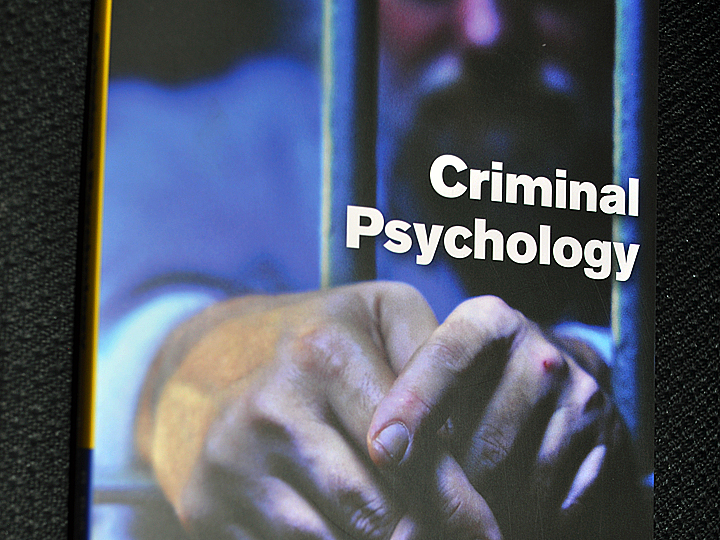 Criminal Psychology: A Beginner's Guide by Ray Bull et. al.