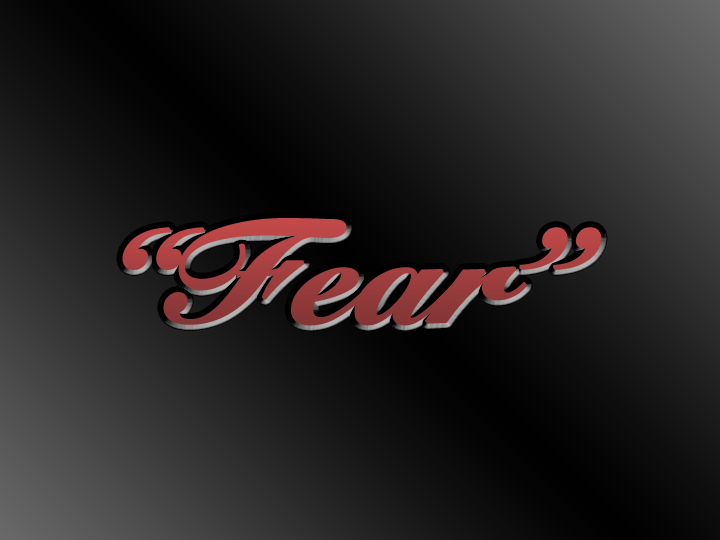 Fear by Jennifer Aknin