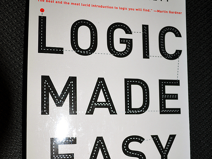 Logic Made Easy by Deborah J. Bennett