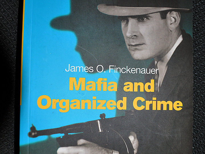 Mafia and Organized Crime: A Beginner's Guide by James O. Finckenauer