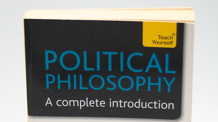 Teach Yourself®: Political Philosophy - A Complete Introduction