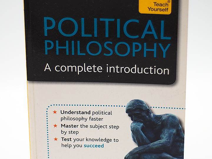 Teach Yourself®: Political Philosophy - A Complete Introduction by Dr. Phil Parvin & Dr. Claire Chambers