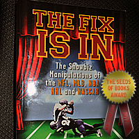 The 2012 Book of the Year Award: 'The Fix Is In' by Brian Tuohy