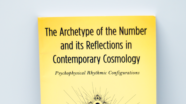 The Archetype of the Number and its Reflections in Contemporary Cosmology by Alain Negre