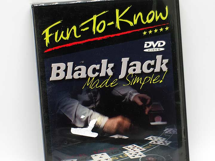 DVD REVIEW: Fun-To-Know: Black Jack Made Simple!
