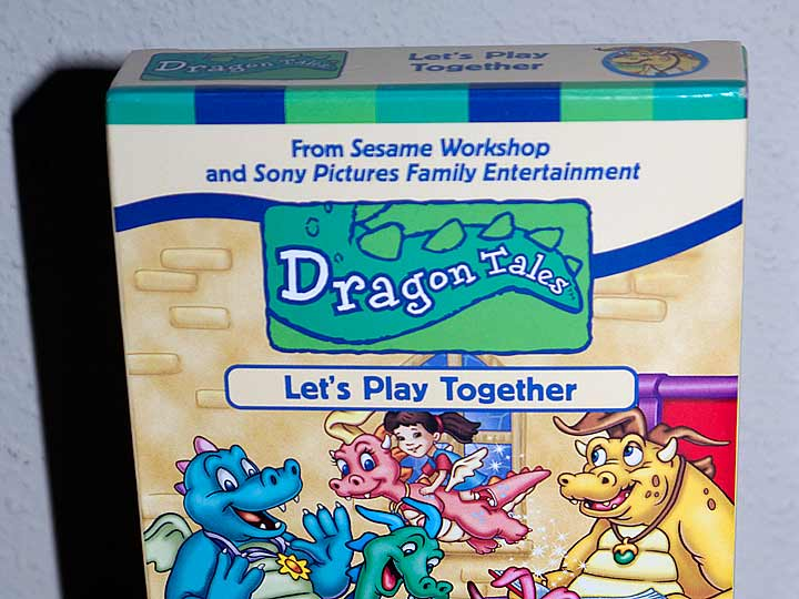 Dragon Tales: Let's Play Together!